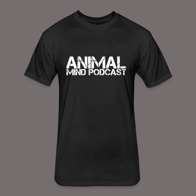 Animal Mind Podcast Stencil Logo