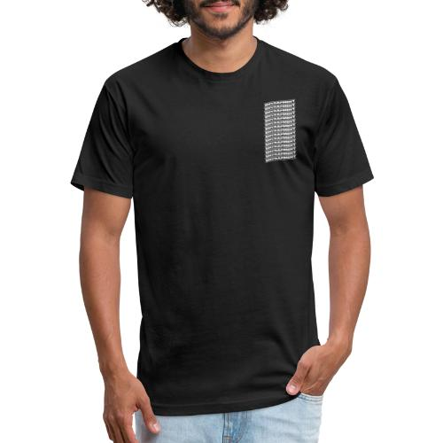Self Title 2020 - Fitted Cotton/Poly T-Shirt by Next Level