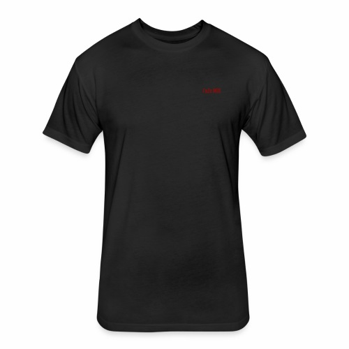 FaZe Mill - Fitted Cotton/Poly T-Shirt by Next Level