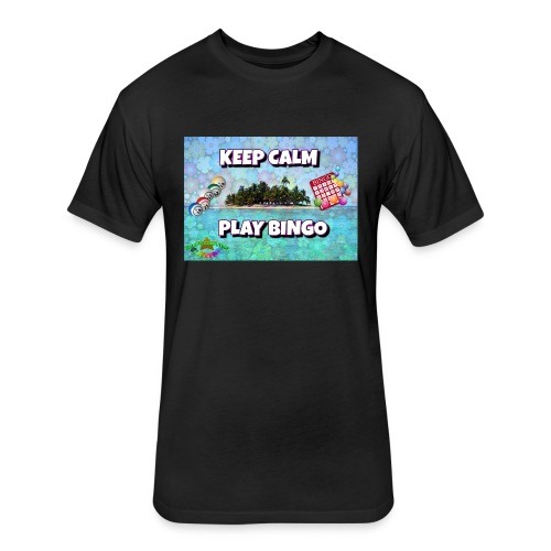 SELL1 - Fitted Cotton/Poly T-Shirt by Next Level