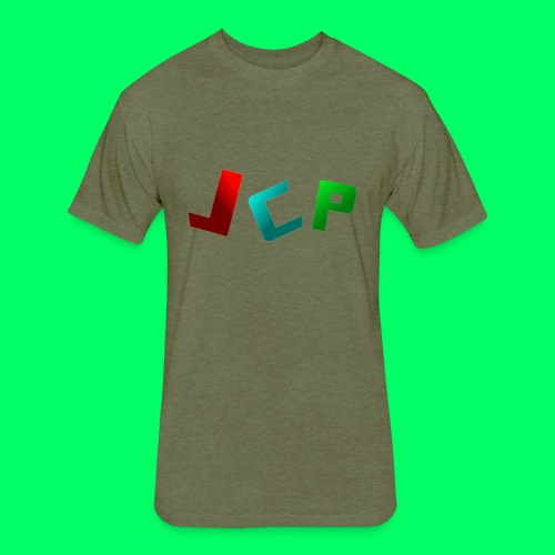 JCP 2018 Merchandise - Fitted Cotton/Poly T-Shirt by Next Level