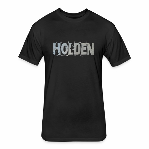 Holden - Fitted Cotton/Poly T-Shirt by Next Level