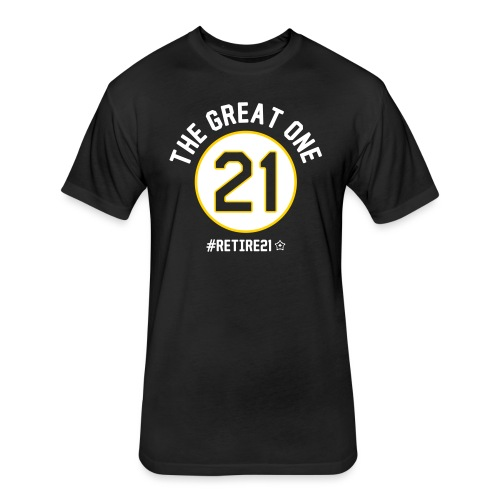 great21 - Fitted Cotton/Poly T-Shirt by Next Level