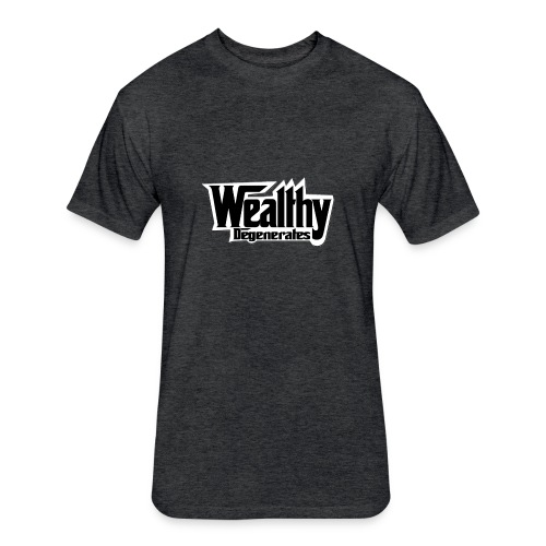 DENALI VANDAL TEE - Fitted Cotton/Poly T-Shirt by Next Level
