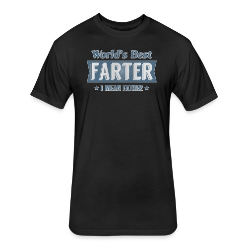 World's best farter - I mean father