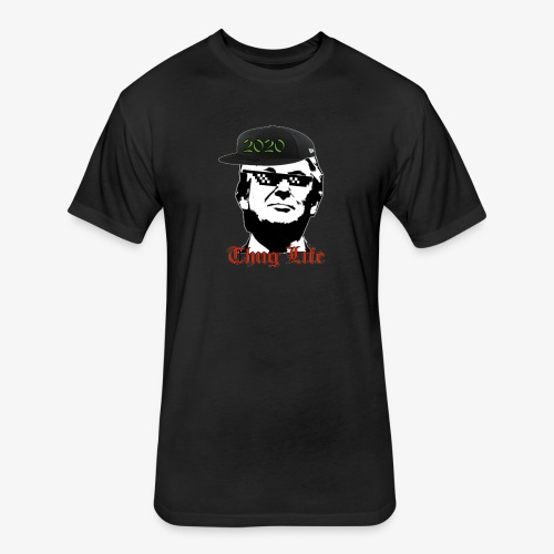 Trump2020 - Fitted Cotton/Poly T-Shirt by Next Level
