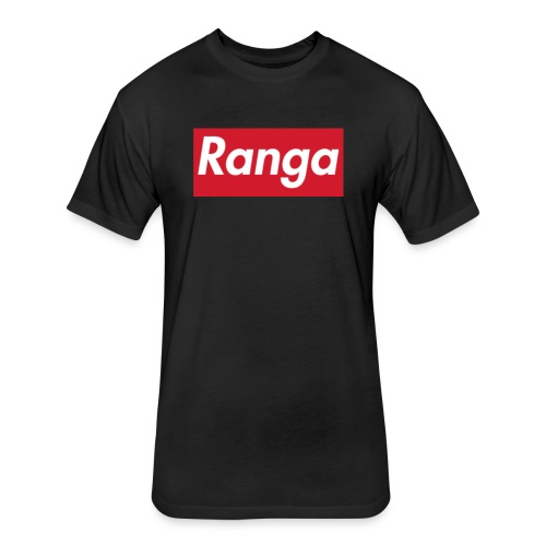 A shirt for rangas - Fitted Cotton/Poly T-Shirt by Next Level