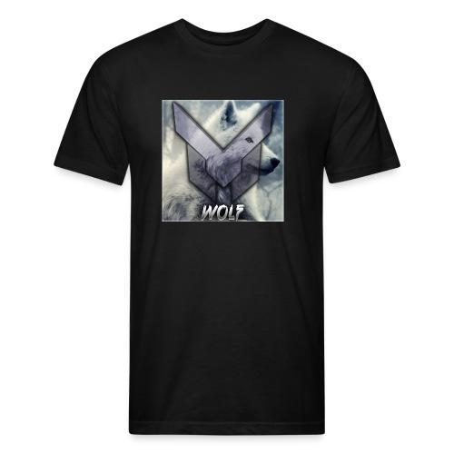 -1FFEC6A17D120193E9C5D22BA84052CB1CDDE4DFDAEAFAAEB - Fitted Cotton/Poly T-Shirt by Next Level