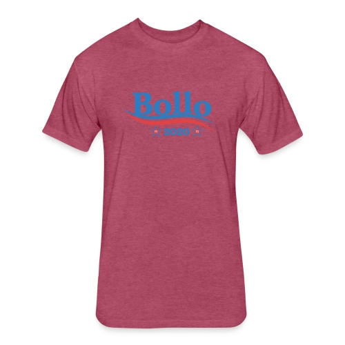 Bollo 2020 - Fitted Cotton/Poly T-Shirt by Next Level
