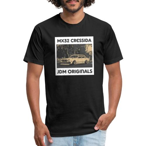 Mx32 cressida - Fitted Cotton/Poly T-Shirt by Next Level
