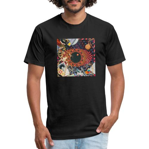 Escape From New York - Fitted Cotton/Poly T-Shirt by Next Level