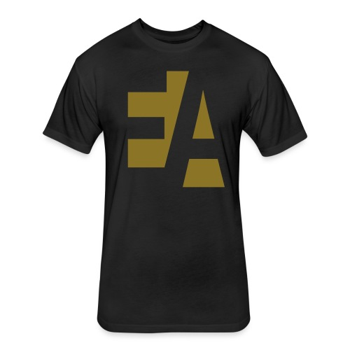 EA - Fitted Cotton/Poly T-Shirt by Next Level