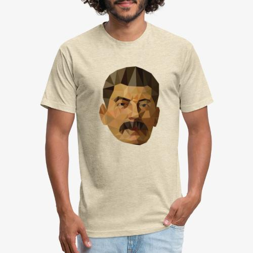 Uncle Joe - Fitted Cotton/Poly T-Shirt by Next Level