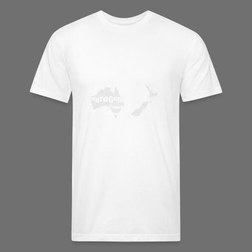 #youreGonnaNoticeUs No Mischief - Fitted Cotton/Poly T-Shirt by Next Level