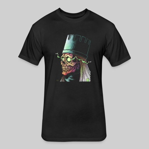 VAMPIRE LICH - BLACK APPAREL ONLY RECOMMENDED - Fitted Cotton/Poly T-Shirt by Next Level