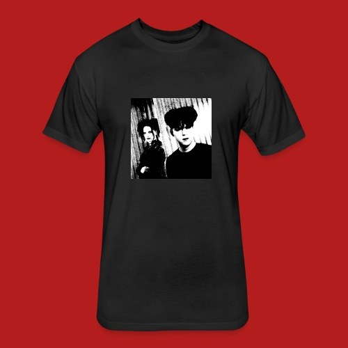 MOJCA RONNY Of Clan Of Xymox - Fitted Cotton/Poly T-Shirt by Next Level