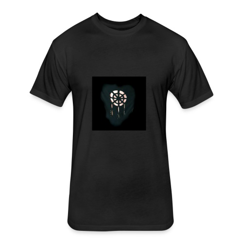 Dreamcatcher - Fitted Cotton/Poly T-Shirt by Next Level