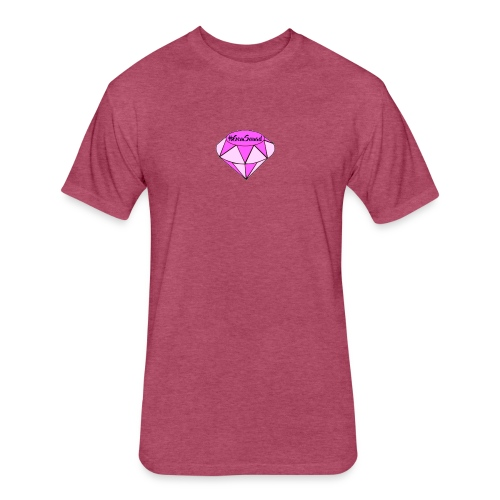 #GemSquad - Fitted Cotton/Poly T-Shirt by Next Level