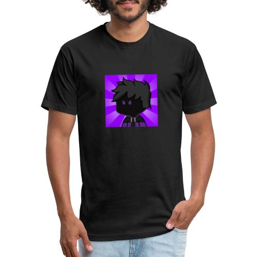 GozGamer Merch - Fitted Cotton/Poly T-Shirt by Next Level