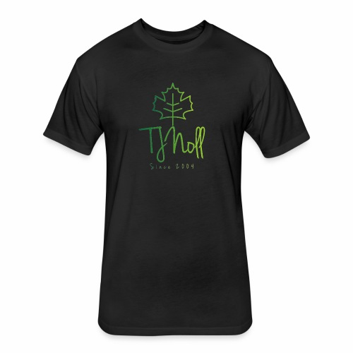 TJNoll - Fitted Cotton/Poly T-Shirt by Next Level