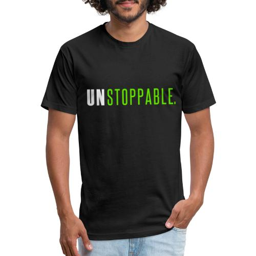 G3 Unstoppable Gear - Fitted Cotton/Poly T-Shirt by Next Level
