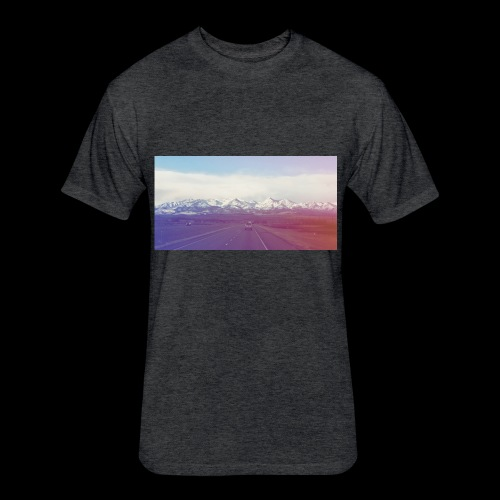 Next STEP - Fitted Cotton/Poly T-Shirt by Next Level