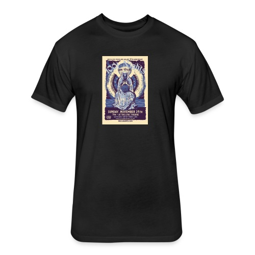 1001N19 - Fitted Cotton/Poly T-Shirt by Next Level