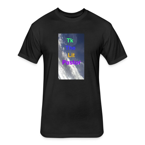 Lutheran brothers - Fitted Cotton/Poly T-Shirt by Next Level