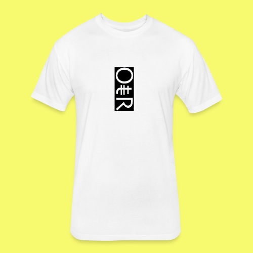 OntheReal coal - Fitted Cotton/Poly T-Shirt by Next Level