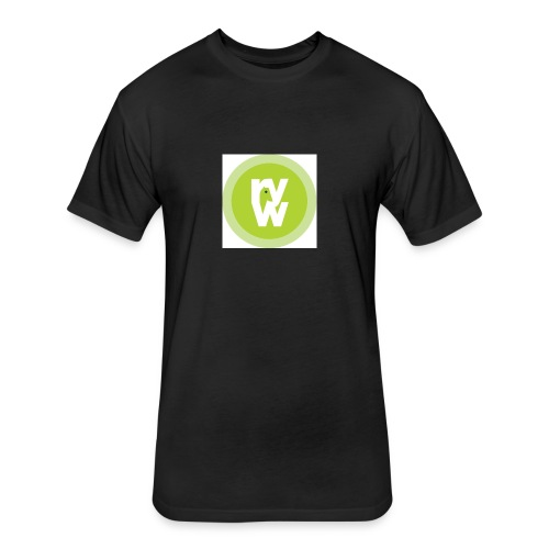 Recover Your Warrior Merch! Walk the talk! - Fitted Cotton/Poly T-Shirt by Next Level