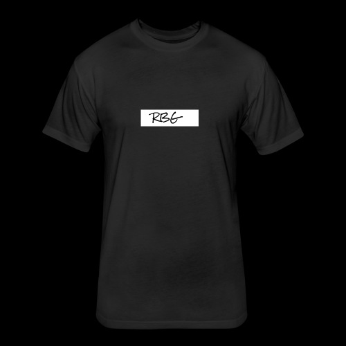 RBG - Fitted Cotton/Poly T-Shirt by Next Level