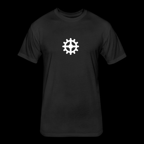 SEAL OF THE MACHINE - Fitted Cotton/Poly T-Shirt by Next Level