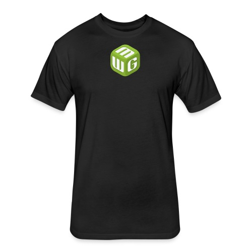 MiniWarGaming T-Shirt (L) Men's Fruit of the Loom - Fitted Cotton/Poly T-Shirt by Next Level