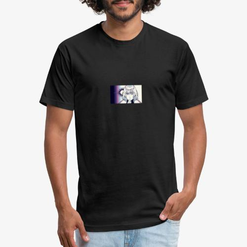 FB IMG 1621105001203 - Fitted Cotton/Poly T-Shirt by Next Level
