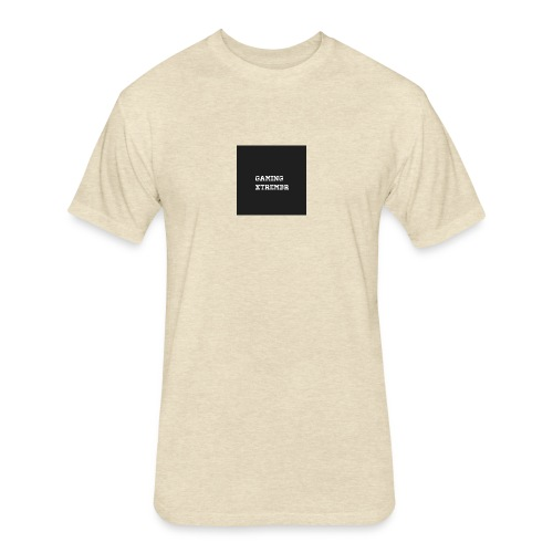 Gaming XtremBr shirt and acesories - Fitted Cotton/Poly T-Shirt by Next Level