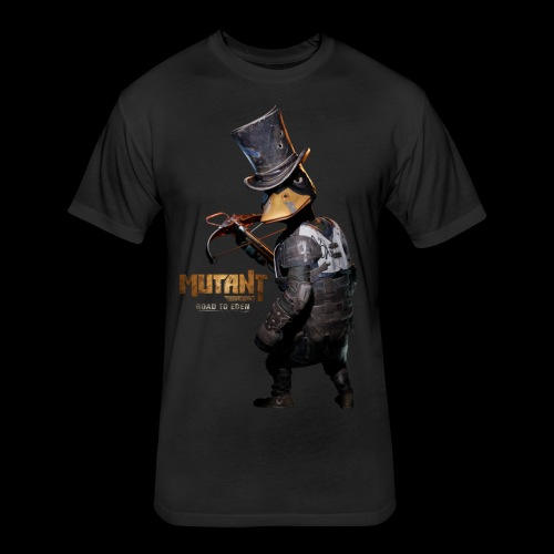 Mutant Year Zero: Road to Eden - Fitted Cotton/Poly T-Shirt by Next Level