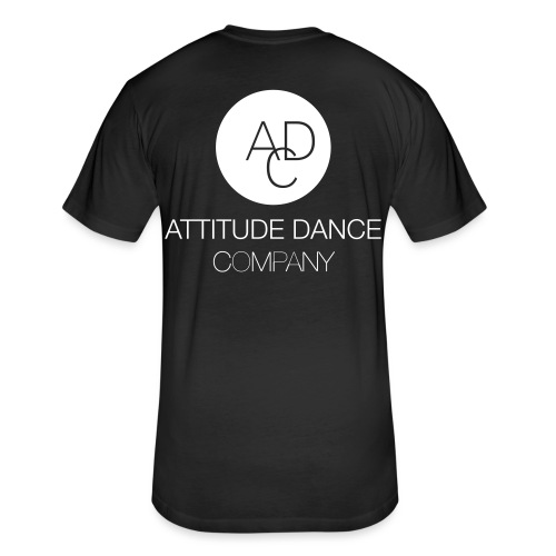 ADC Logo - Fitted Cotton/Poly T-Shirt by Next Level