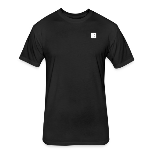 Gotham City - Fitted Cotton/Poly T-Shirt by Next Level