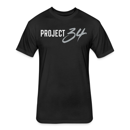 White Sox_Project 34 - Fitted Cotton/Poly T-Shirt by Next Level