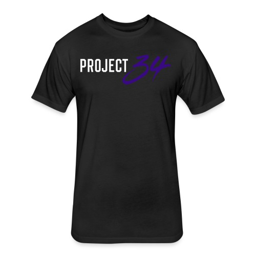 Rockies_Project 34 - Fitted Cotton/Poly T-Shirt by Next Level