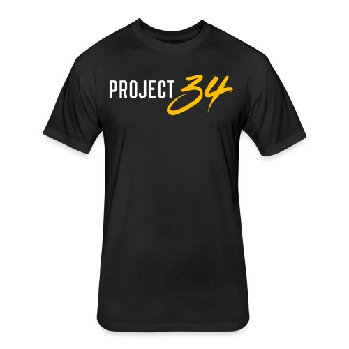 Pirates_Project 34 - Fitted Cotton/Poly T-Shirt by Next Level