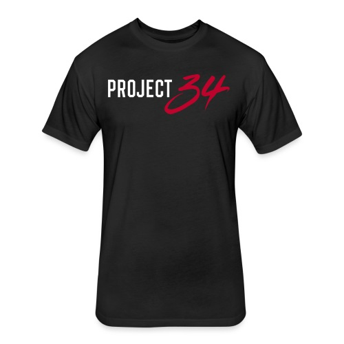 Nationals_Project 34 - Fitted Cotton/Poly T-Shirt by Next Level