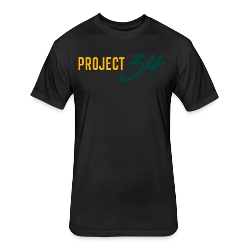 Athletics_Project 34 - Fitted Cotton/Poly T-Shirt by Next Level