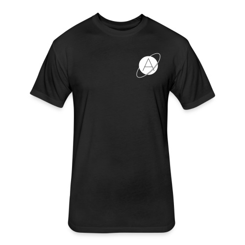 Company Tshirts - Fitted Cotton/Poly T-Shirt by Next Level