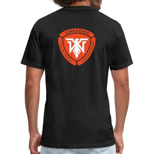 Torkwerks Qualis Primus - Fitted Cotton/Poly T-Shirt by Next Level