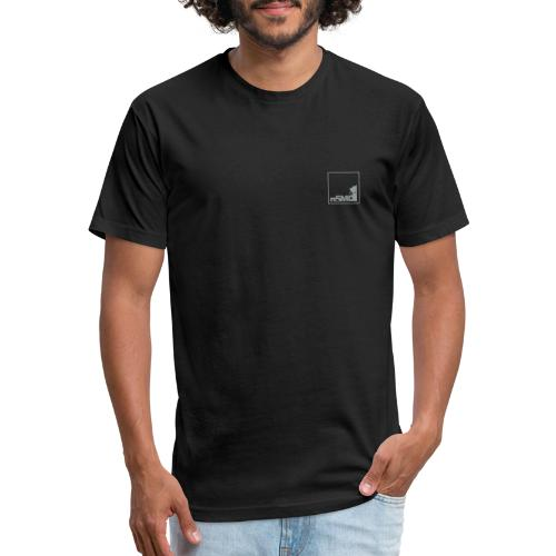 n5MD - Fitted Cotton/Poly T-Shirt by Next Level