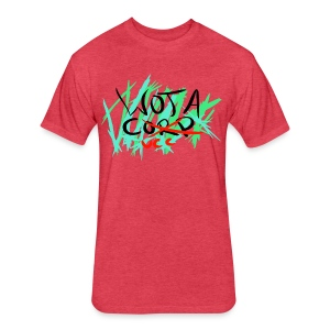WOTA Cucc - Fitted Cotton/Poly T-Shirt by Next Level