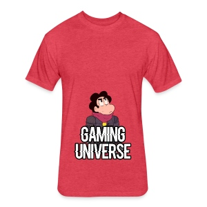 Gaming Universe SU T-Shirt - Fitted Cotton/Poly T-Shirt by Next Level