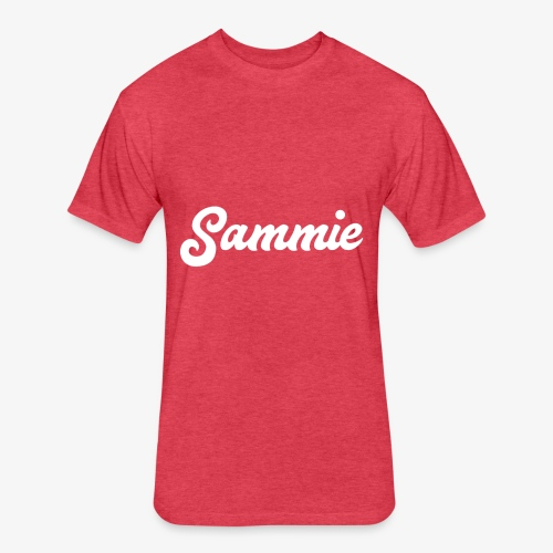 Sammie Merch Gear - Fitted Cotton/Poly T-Shirt by Next Level