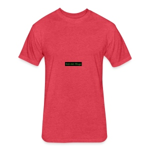 coollogo_com-4632896 - Fitted Cotton/Poly T-Shirt by Next Level